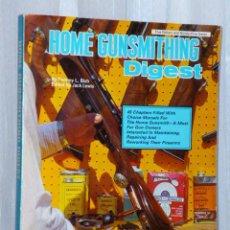 Libros de segunda mano: HOME GUNSMITHING DIGEST.. Lote 46223587