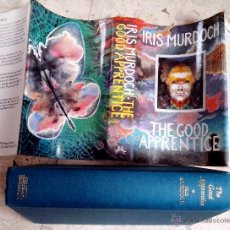 Libros de segunda mano: THE GOOD APPRENTICE IRIS MURDOCH SHORT LISTED FOR THE BOOKER PRIZE FIRST EDITION 1985. Lote 46264107