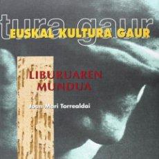 Libros de segunda mano: EUSKAL KULTURA GAUR (JAKIN). Lote 46455148