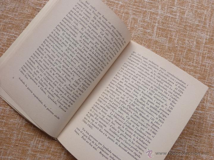 Libros de segunda mano: Els moviments obrers a Igualada durant el Segle XIX, Antoni Carner, Igualada, año 1971, En Catalán - Foto 9 - 46997332