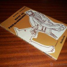 Libros de segunda mano: VIAXE AO PAIS DE NINGURES. MANUEL LOURENZO. TAPA E ILUSTRACIÓNS LUÍS SEOANE. GALAXIA. (1977). Lote 47151703