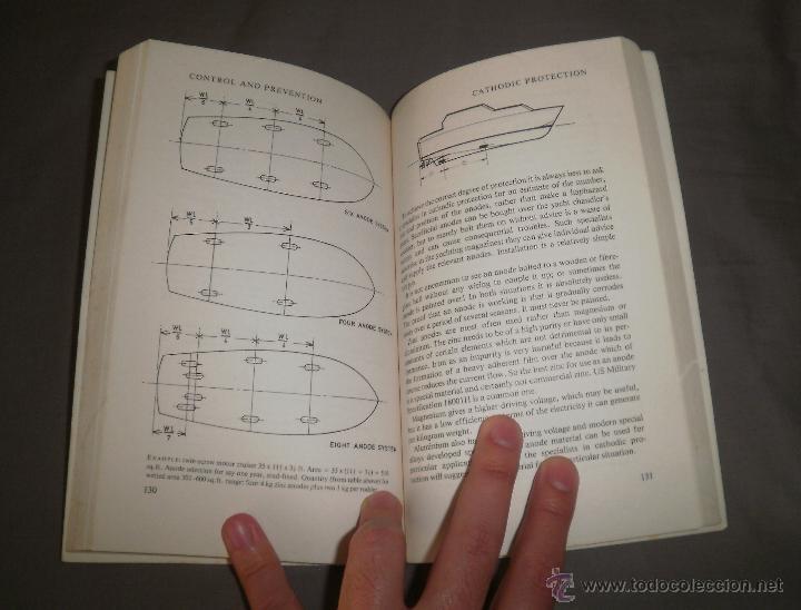 Libros de segunda mano: Libro. Metal corrosion in boats, Nigel Warren, 1986, Adlard Coles - Foto 2 - 47179405