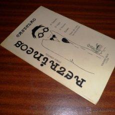 Libros de segunda mano: RETRINCOS (CINCO CONTOS). CASTELAO. EDICIONES CELTA LUGO. 8ªED. 1984. Lote 47287608
