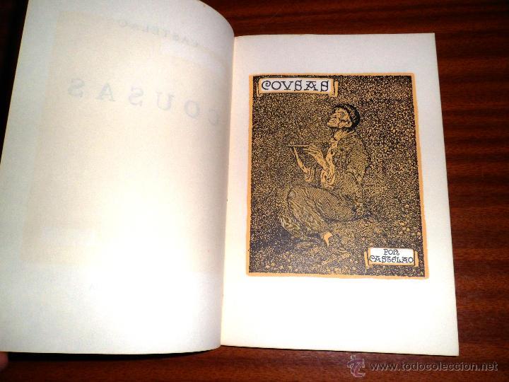 Libros de segunda mano: COUSAS POR CASTELAO. 6ª ED GALAXIA. (1979) - Foto 2 - 47366010