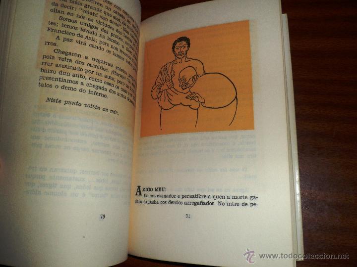 Libros de segunda mano: COUSAS POR CASTELAO. 6ª ED GALAXIA. (1979) - Foto 3 - 47366010