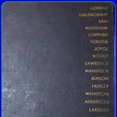 Libros de segunda mano: LITERATURA INGLESA Y USA. MASTERS OF THE MODERN SHORT STORY, EDITED BY WALTER HAVIGHURST. HARCOURT. Lote 47954975