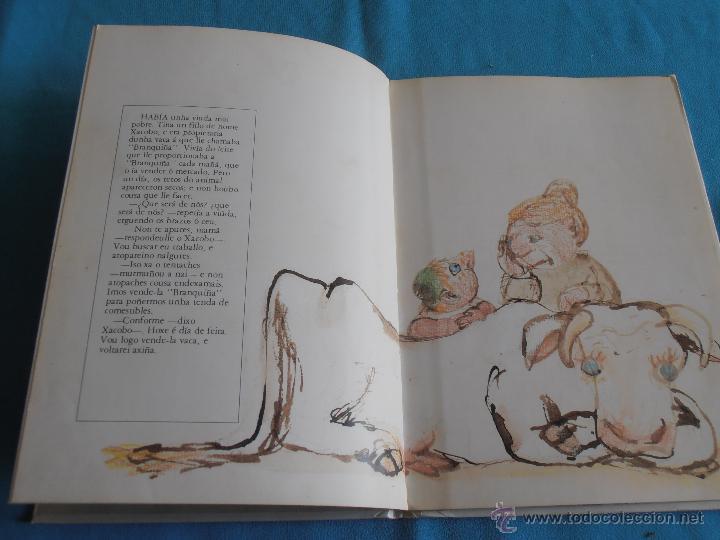 Libros de segunda mano: XACOBO E O FEIXÓ, MÁXICO, CONTO INGLES ILUSTRADO POR ANDRÉ FRANCOIS - Foto 3 - 48246016