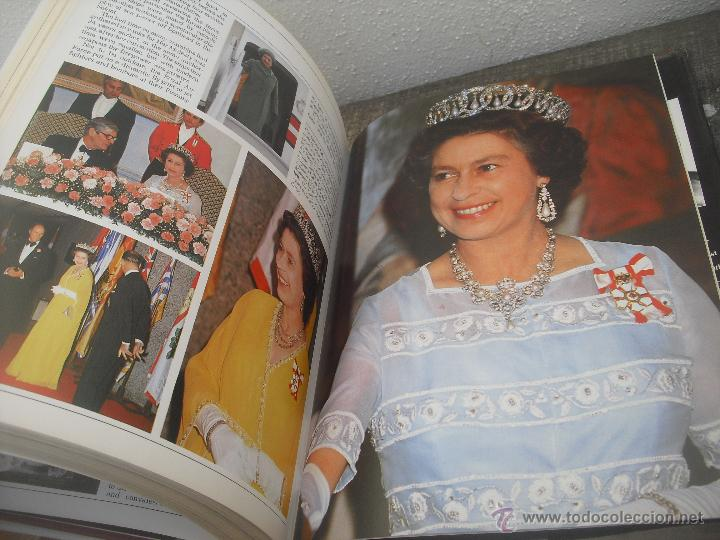 Libros de segunda mano: The Story of the royal Family. Don Coolican 1981..Historia de la familia Real Inglesa. - Foto 2 - 48387604