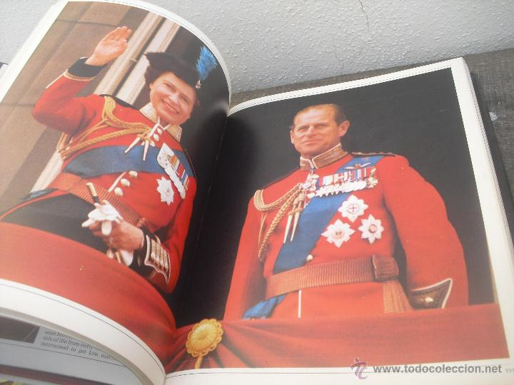 Libros de segunda mano: The Story of the royal Family. Don Coolican 1981..Historia de la familia Real Inglesa. - Foto 6 - 48387604