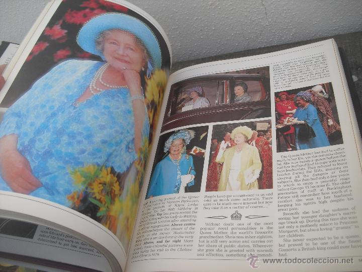 Libros de segunda mano: The Story of the royal Family. Don Coolican 1981..Historia de la familia Real Inglesa. - Foto 7 - 48387604