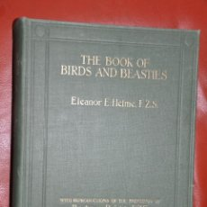 Libros de segunda mano: THE BOOK OF BIRDS AND BEASTIES ELEANOR E. HELME , BARBARA BRIGGS ,. Lote 48432197