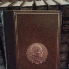 Libros de segunda mano: WINSTON S. CHURCHILL THE SECOND WORLD WAR COLECCION COMPLETA 12 TOMOS. Lote 48606095