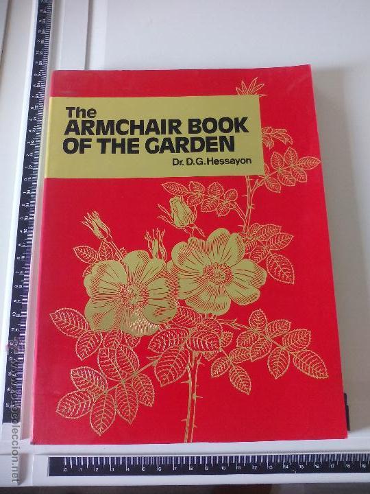 THE ARMCHAIR BOOK OF THE GARDEN. DR. D.G. HESSAYON 1986. JARDINES. LIBRO EN INGLÉS (Libros de Segunda Mano - Otros Idiomas)