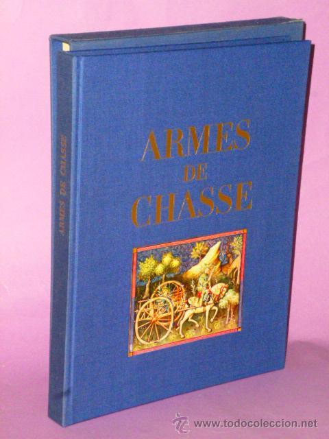 Libros de segunda mano: ARMES DE CHASSE.(ARMAS DE CAZA, BIBLIOFILIA, EN FRANCÉS, 1967) - Foto 2 - 26456010