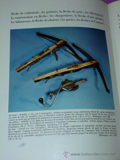 Libros de segunda mano: ARMES DE CHASSE.(ARMAS DE CAZA, BIBLIOFILIA, EN FRANCÉS, 1967) - Foto 10 - 26456010