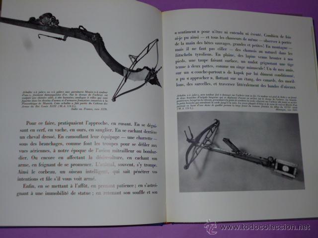 Libros de segunda mano: ARMES DE CHASSE.(ARMAS DE CAZA, BIBLIOFILIA, EN FRANCÉS, 1967) - Foto 11 - 26456010