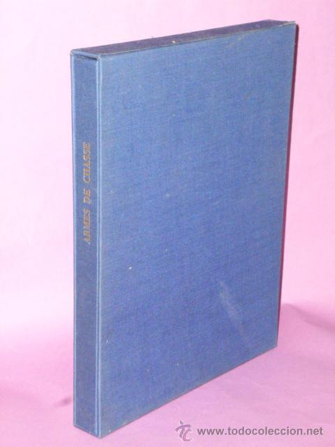 Libros de segunda mano: ARMES DE CHASSE.(ARMAS DE CAZA, BIBLIOFILIA, EN FRANCÉS, 1967) - Foto 12 - 26456010