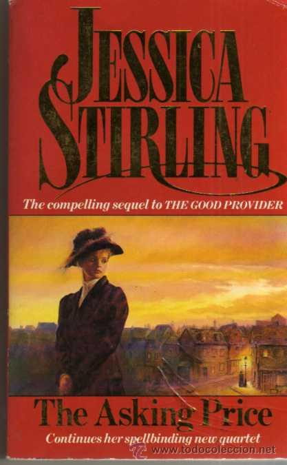 THE ASKING PRICE - JESSICA STIRLING - PAN BOOKS 1989 - EN INGLÉS (Libros de Segunda Mano - Otros Idiomas)