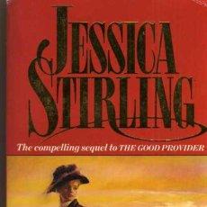 Libros de segunda mano: THE ASKING PRICE - JESSICA STIRLING - PAN BOOKS 1989 - EN INGLÉS. Lote 49482454