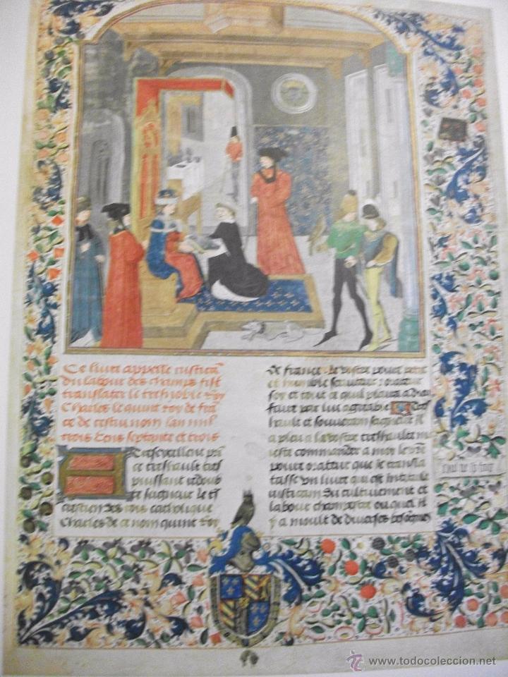 Libros de segunda mano: LES PROFITS CHAMPETRES DE PIERRE DE CRESCENTS - GANACIAS DEL CAMPO CON CAJA EN TELA LAMINAS 1965 - Foto 6 - 49703271