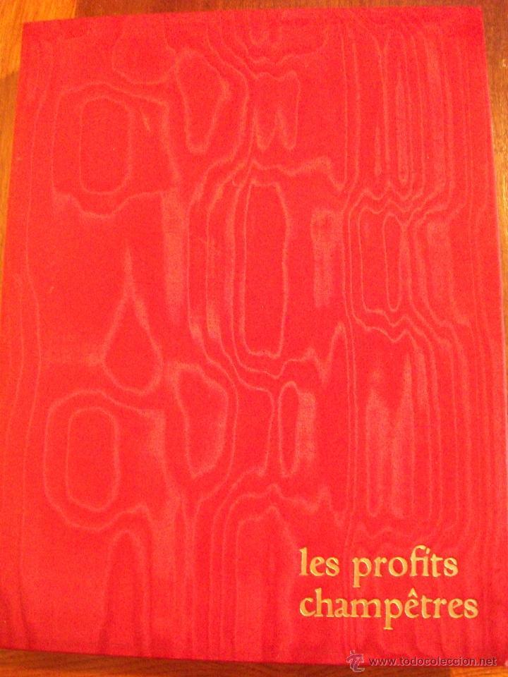 Libros de segunda mano: LES PROFITS CHAMPETRES DE PIERRE DE CRESCENTS - GANACIAS DEL CAMPO CON CAJA EN TELA LAMINAS 1965 - Foto 9 - 49703271