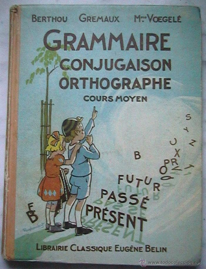 LIBRO ESCOLAR 1951 (Libros de Segunda Mano - Otros Idiomas)