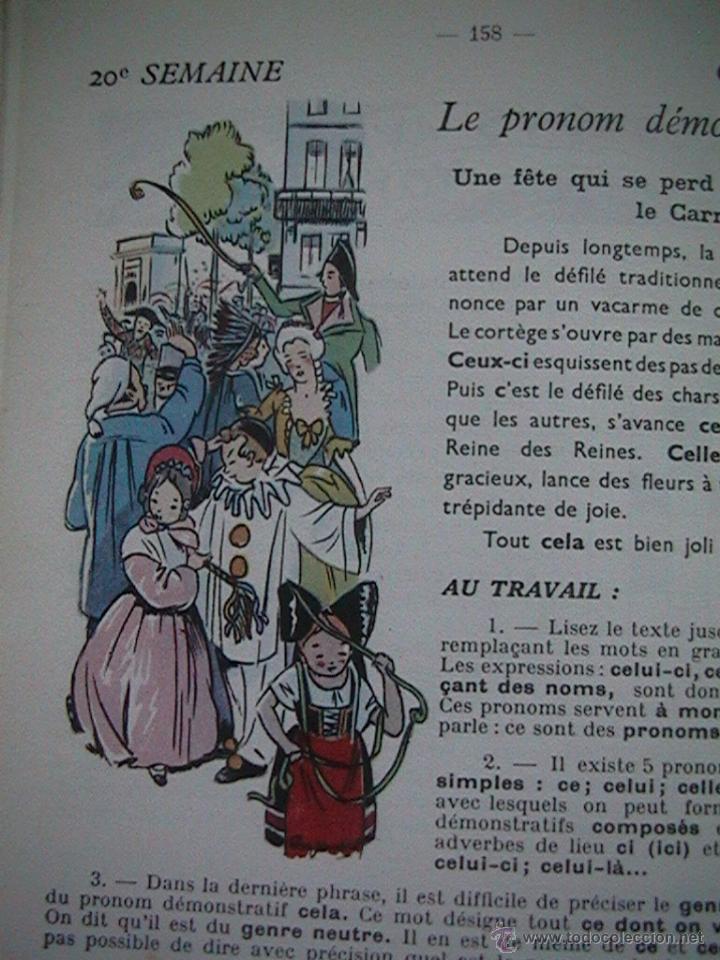 Libros de segunda mano: libro escolar 1951 - Foto 6 - 49764418