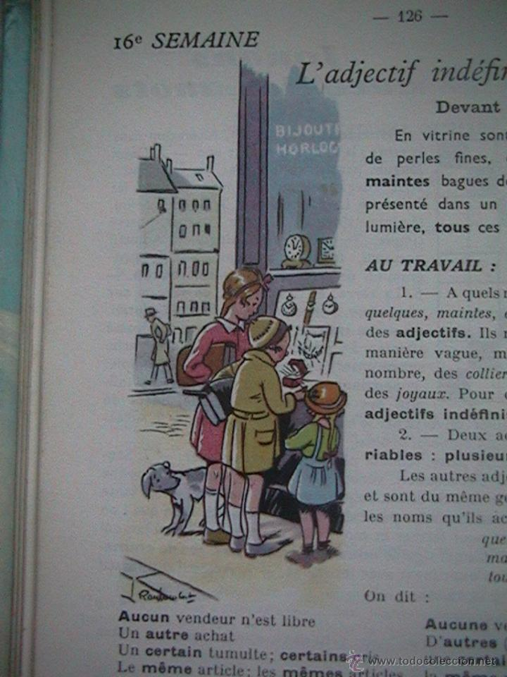 Libros de segunda mano: libro escolar 1951 - Foto 7 - 49764418