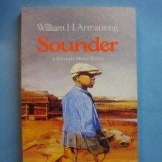 Libros de segunda mano: LIBRO. SOUNDER. WILLIAM H. ARMSTRONG. LIBRO EN INGLÉS. PUFFIN BOOKS. Lote 49958895