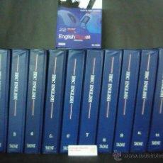 Libros de segunda mano: BBC ENGLISH-CURSO COMPLETO DE INGLES-SALVAT EDITORES-AÑO 198512 TOMOS LE908. Lote 50241408
