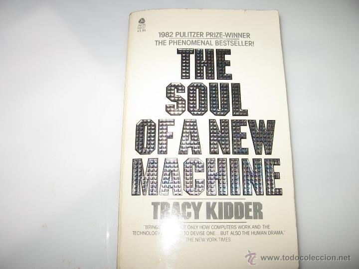THE SOUL OF A NEW MACHINE - TRACY KIDDER- EN INGLES (Libros de Segunda Mano - Otros Idiomas)