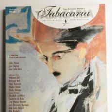 Libros de segunda mano: TABACARIA Nº 5- REVISTA DE POESIA E ARTES PLASTICAS- CASA FERNANDO PESSOA-1997. Lote 51114529