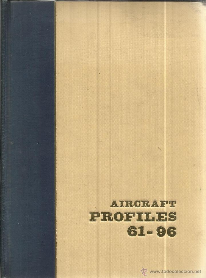 AIRCRAFT PROFILES. PROFILE PUBLICATIONS LTD. ENGLAND. 1966 (Libros de Segunda Mano - Otros Idiomas)