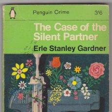Livros em segunda mão: THE CASE OF THE SILENT PARTNER BY ERLE STANLEY GARNDNER. PENGUIN CRIME - LONDON 1966.. Lote 51209147