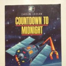 Libros de segunda mano: COUNTDOWN TO MIDNIGHT - CAROLINE LAIDLAW - MACMILLAN PUBLISHERS LIMITED - 2000. Lote 51504804
