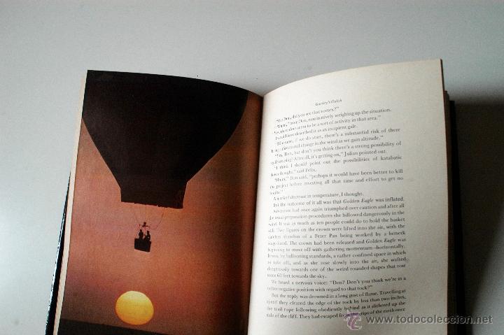 Libros de segunda mano: DAFFODIL AND GOLDEN EAGLE. THE SAGA OF TWO BALLOONS CROSSING THE SAHARA, FIRMADO Y DEDICADO!!!, 1972 - Foto 3 - 51543151