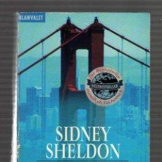 Libros de segunda mano: DAS DRITTE GESICHT POR SIDNEY SHELDON - BLANVALET, 1998 - 384 PÁGINAS EN ALEMÁN. Lote 51608195