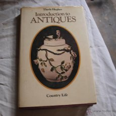 Libros de segunda mano: INTRODUCTION TO ANTIQUES. Lote 51669820