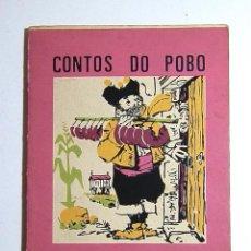 Libros de segunda mano: CONTOS DO POBO-ROSALIA DE CASTRO-O MOUCHO Nº15. Lote 51955637