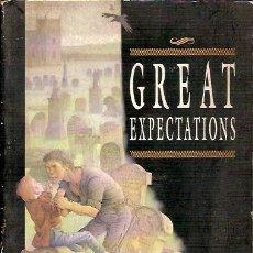 Libros de segunda mano: OXFORD BOOKWORMS 5 GREAT EXPECTATIONS CHARLES DICKENS. Lote 52007332