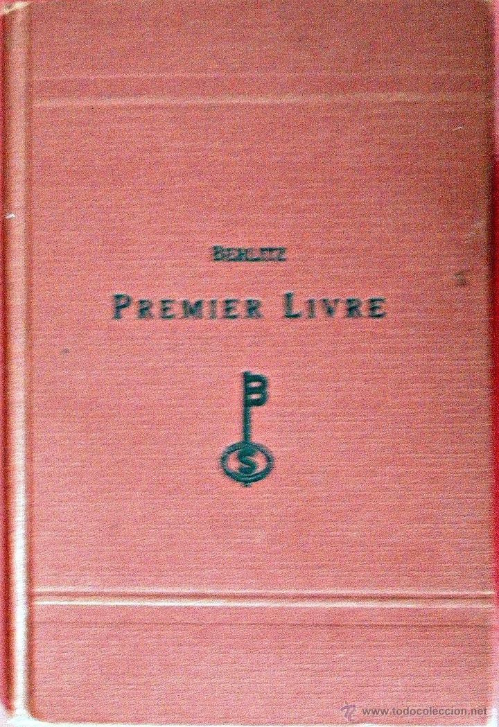 BERLITZ FRANÇAIS PREMIER LIVRE (390 EDICIÓN) (Libros de Segunda Mano - Otros Idiomas)