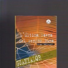Libros de segunda mano: L´ÚLTIMA FAENA DEL SENYOR LUNA - CÉSAR MALLORQUÍ - ED. MARJAL & EDEBÉ 1997. Lote 52348424