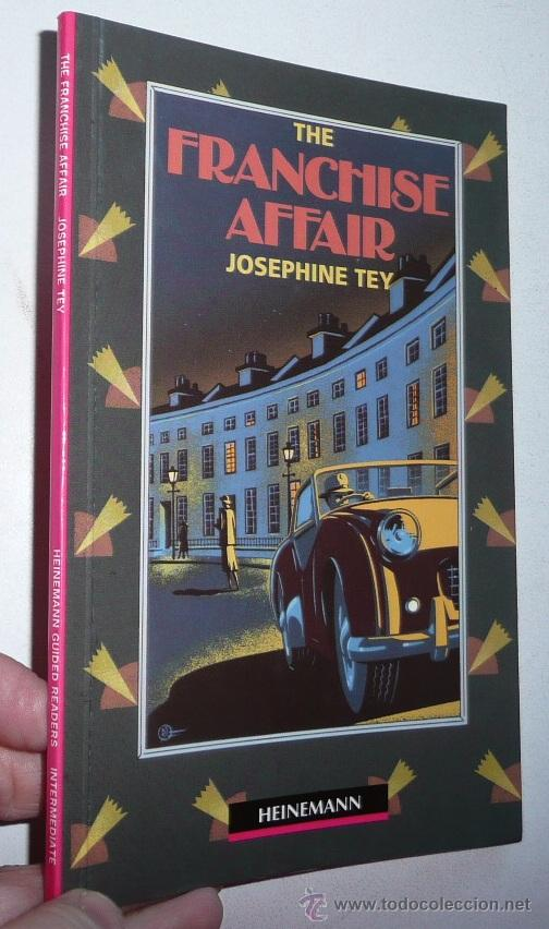 The Franchise Affair Josephine Tey Heinemann Comprar En