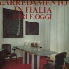 Libros de segunda mano: L'ARRENDAMENTO IN ITALIA IERI E OGGI. ANNA MARIA CITO FILOMARINO. GÖRLICH EDITORE. MILAN. 1972. Lote 52808439