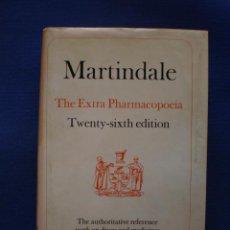 Libros de segunda mano: THE EXTRA PHARMACOPOEIA. Lote 53160363