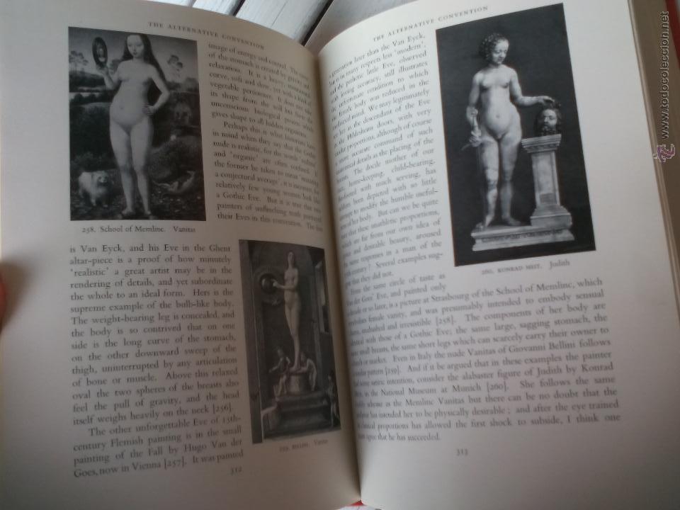 The nude a study of ideal art kenneth clark comprar for Paginas de nudismo