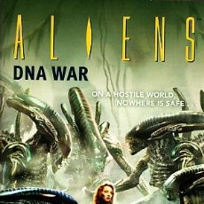 Libros de segunda mano: ALIENS: DNA WAR (DARK HORSE BOOKS,2006) - DIANE CAREY. Lote 53463995