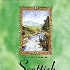Libros de segunda mano: A LITTLE BOOK OF SCOTTISH SAYINGS - LITTLE SCOTTISH BOOKSHELF ----(REF-HAMIMENOEN). Lote 53567511