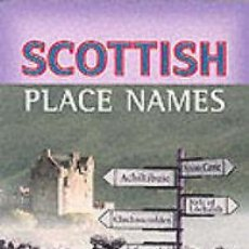Libros de segunda mano: SCOTTISH PLACE NAMES - GEORGE MACKAY ---(REF-HAMIMENOEN). Lote 53567633