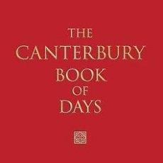 Libros de segunda mano: THE CANTERBURY BOOK OF DAYS - PAUL CRAMPTON ---- (REF-HAMIMENOEN). Lote 53567650